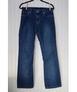 Polo Ralph Lauren Women's Blue Jeans Kelly Jean Size 8 x 32 - $19.79