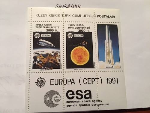 Primary image for Cyprus Turkysh Europa s/s 1991 mnh