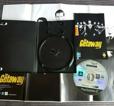THE GETAWAY Sony PlayStation 2 PAL PS2 2002 - $6.99