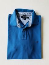 Tommy Hilfiger Men's Polo Size Large Royal Blue - $12.99