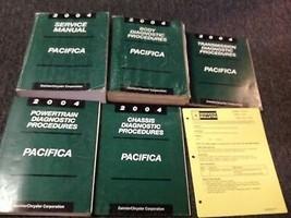 2004 CHRYSLER PACIFICA Service Repair Shop Manual Set W Diagnostics + Bu... - $98.95