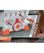 """Majik Accurate Aim Hover Target Shooting Game 12.75"""" W x 9.5"""" H NEW SEALED - $29.09"""