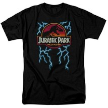 Jurassic Park t-shirt 90's Sci-fi action movie franchise graphic tee UNI1061 image 1