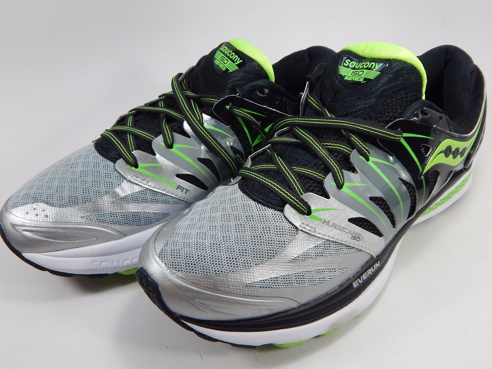 Saucony Hurricane ISO 2 Men's Running Shoes Size US 8.5 M (D) EU 42 S20293-1