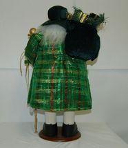 American Silkflower Irish Father Christmas S02481 Standing 23 Inches image 4