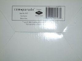 CowParade Four Seasons Westland Giftware AA-191855 Vintage Collectible image 6