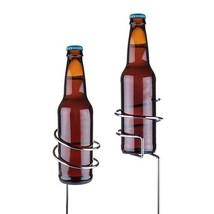 wine glass rack, beer Chromed Stainless Steel Stakes bottle holder, set ... - $22.19