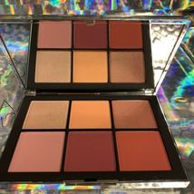 NIB NARS Wanted 2 WANTED II Cheek Palette Limited Edition Works w All Skin Tones image 3