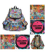 LeSportsac NYC Exclusive Voyager Backpack Rucksack New York City Free Sh... - $135.00