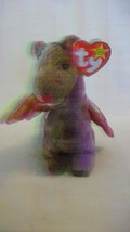 Scorch the Flying Dragon Ty Beanie Baby DOB July 31, 1998 - $6.92