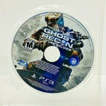 PS3 Tom Clancy's Ghost Recon Future Soldier (Playstation 2012) - $9.50