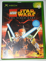 Xbox   Lego Star Wars The Video Game (Complete With Manual) - $15.00
