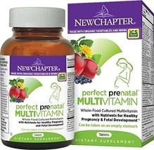 New Chapter Perfect Prenatal Multi Vitamin - 48 ct - $37.99