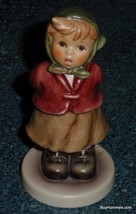 """""""Clear As A Bell"""" Goebel Hummel Figurine #2181 - CUTE COLLECTIBLE GIFT! - $43.64"""