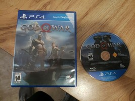 God Of War (PlayStation 4, 2018). Complete. Free Shipping. Fast Shipping - $13.36