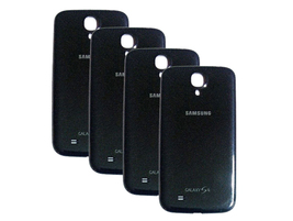 Lot of 4 Genuine Samsung Galaxy S4 Battery Back Door Cover Grey - $5.95