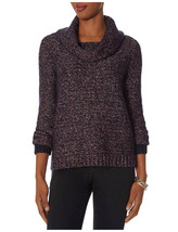 The Limited Cowl Neck Space Dye Sweater, NWT - $25.50+