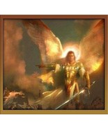 ARCHAnGEL MICHeaL Protectof all Guardian peacefulness overcoming healing - $29.99