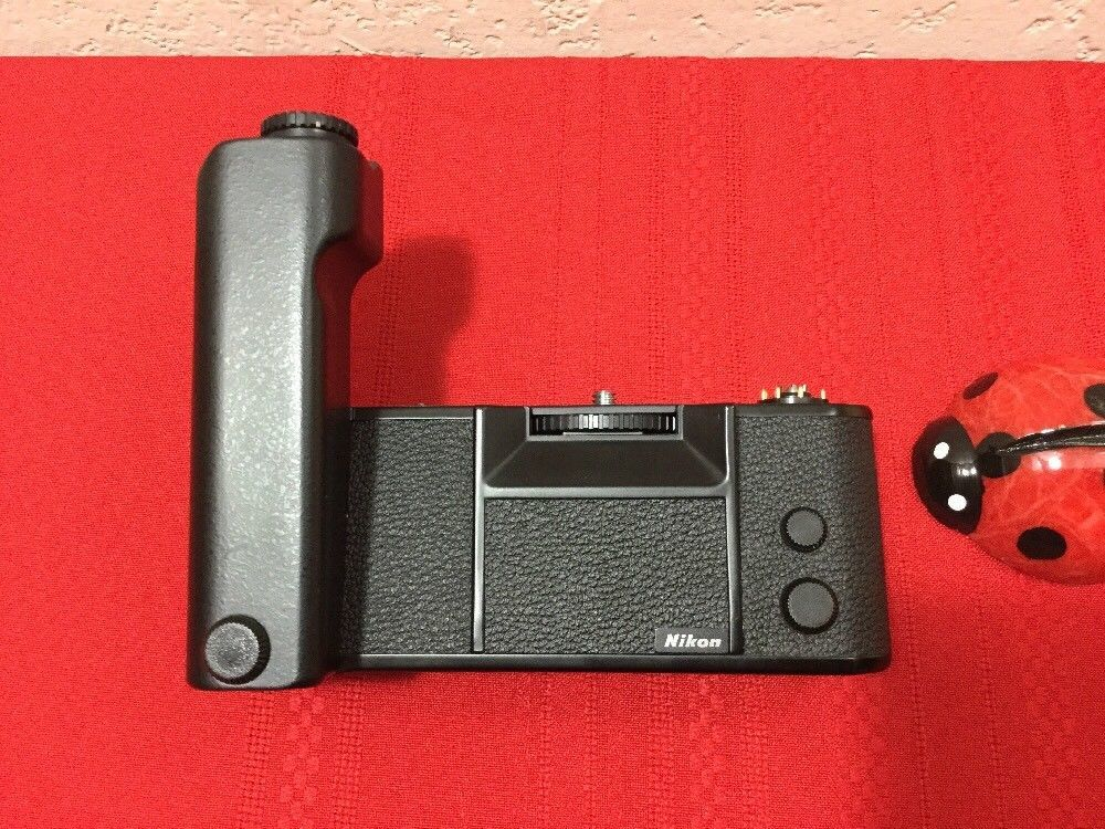 Nikon MD-4 Motor Drive Grip for F3, HP, F3P, and 10 similar