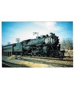 RR Delaware Lackawanna Western Pacific 1119 Mountain View NJ 1953 Train ... - $4.99