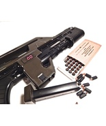 ALIENS M41-A HERO PULSE RIFLE ALL STEEL SUPER DELUXE REPLICA LEDS FULL S... - $10,999.99