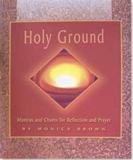 Holy ground book by monica brown