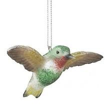 Hummingbird Midwest-CBK Christmas Tree Hanging Ornament-NEW - $11.83