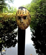 Jason Voorhees Friday The 13th Custom Hand Made Remake Hockey Mask Micha... - $350.00