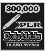 Provide Content Needs With 300,000 Ebooks Articles Resellers Pack Sales ... - $4.99