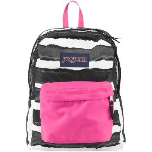 JanSport Superbreak Student Backpack - Black and 6 similar items