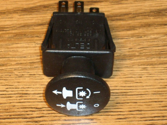 Primary image for Dixon PTO switch 539101768 / 539129512 / 5961