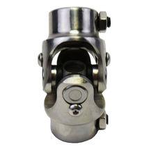 "Forged Steel Yokes Steering Shaft Universal U-Joint 9/16"" 26 Spline To 3/4"" DD image 6"