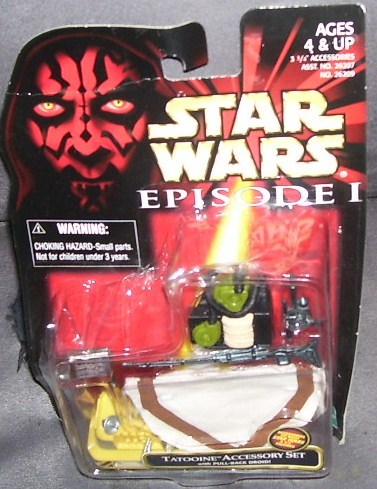 Primary image for Star Wars: Episode I Tatooine Accessory Set