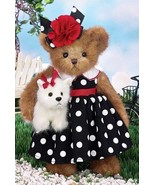 """Bearington Bears """"Savannah & Sugar""""  14"""" Plush Bear- #143283- NWT- 2014 - $39.99"""