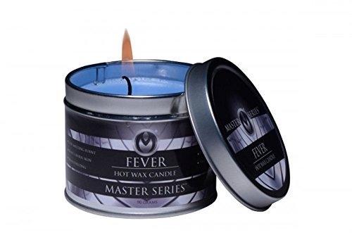 Fever Hot Wax Candle - One Item Color May Vary [Kitchen]