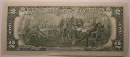 United States Lightly Circulated $2.00 Bicentennial Notes~Free Shipping - $4.50