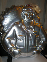 Wilton G.I. Joe Military Soldier Cake Pan (2105-2950, 1986) - ₨1,947.83 INR