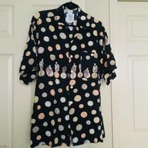 Men's Arrow Collar Short Sleeve Floral Hawaiian Button Front Shirt Size XL - $25.20