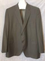 Jack Victor Vogue CT Sport Coat Jacket Wool Size 50 Double Vent - $44.54