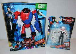 Spider-Man Into the Spider-Verse SP//DR & Peni Parker & Spider Gwen - $29.69