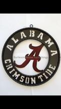 "12"" Alabama Crimson Tide Wall Decor, Gift Idea, Free Shipping! - $29.65"