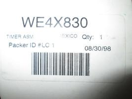 Timer asm WE4X830 BRAND NEW - $65.44