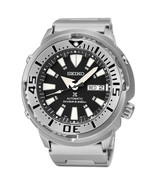 Seiko Automatic Mens Prospex Diver Black Day/Date Dial Bracelet Watch SRP637 - $288.99