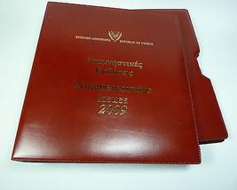 CYPRUS 2009  COMM.STAMPS MNH & FDCs,FDC,LUXURIOUS ALBUM,NEW,GB,AUSTRALIA... - $119.00