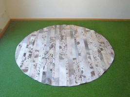 Cowhide rug Cosmo 887 - 5.5x0 ft. (168x168 cm) - $539.00
