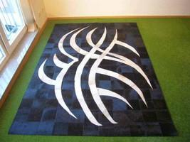 Cowhide rug Cinella 850 - 5.5x7.8 ft. (168x238 cm) - $739.00