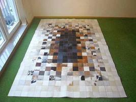 Cowhide rug Casa 416 - 5.8x8.4 ft. (177x255 cm) - $939.00