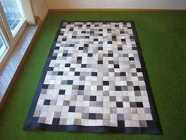 Cowhide rug Casa 778 - 4.7x7.2 ft. (144x221 cm) - $639.00