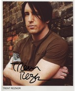 Trent Reznor Nine Inch Nails SIGNED Photo + COA Lifetime Guarantee - $131.99