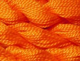 DMC Pearl Cotton Size 3 Color #971 Pumpkin - $1.70